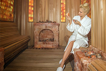"Popular actress and TV-anchor Polina Maximova visited the country eco-hotel ""Lepota""!"
