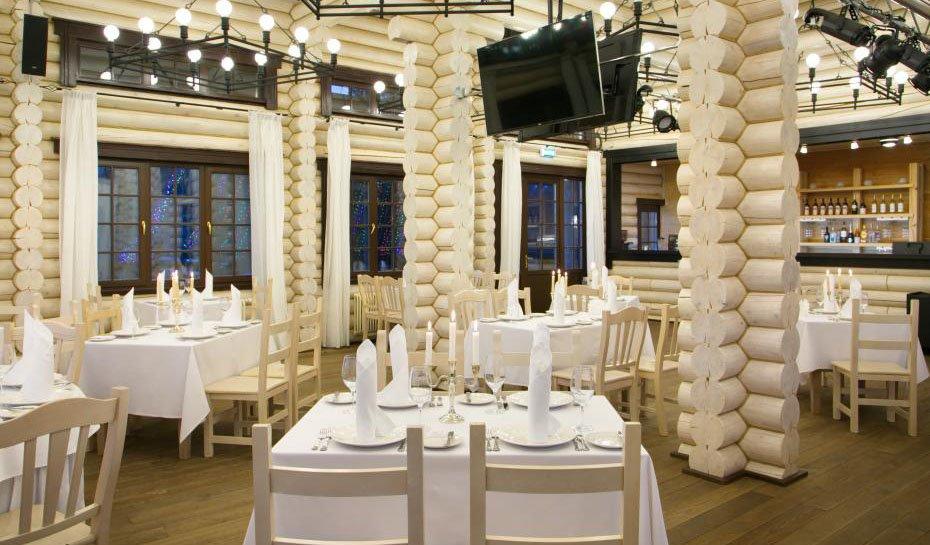 Рестораны для свадьбы в Подмосковье